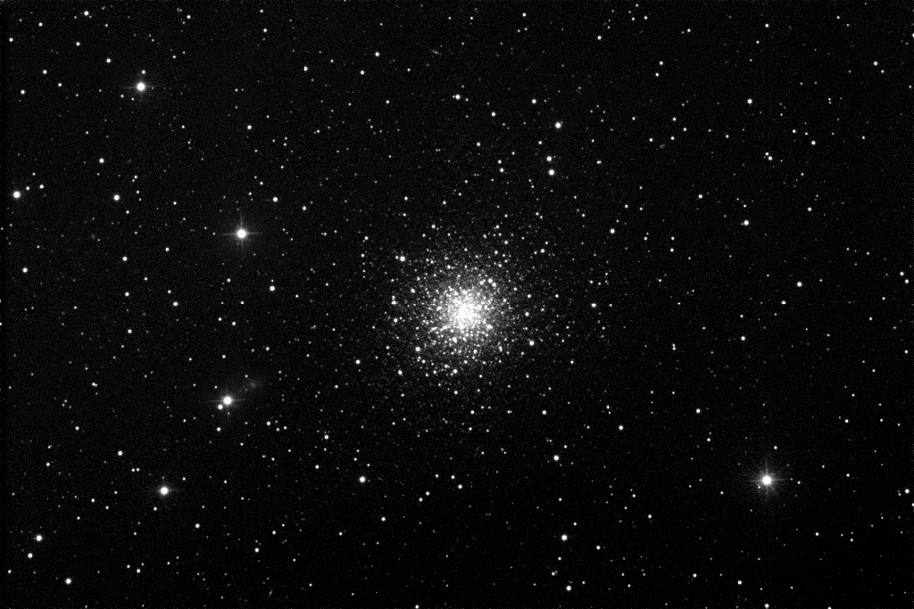 "A globular cluster in the Hydra constellation.  Taken 2014-01-25 with T30, a Planewave 20"" CDK located at the Siding Spring Observatory in Australia."